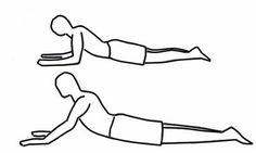 Ejercicios para fortalecer la espalda.