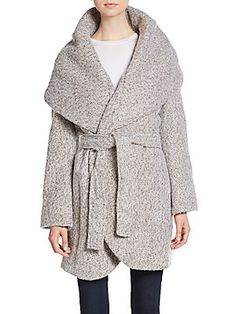 Great price. Marla Wool-Blend Coat
