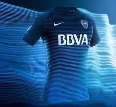 Boca lanzó la tercera equipación para esta temporada 16/17