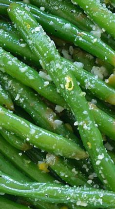 Green beans, Skillets and Beans on Pinterest