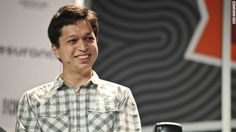 Ben Silbermann, Co-Founder of Pinterest, is interviewed at the SXSW Interactive Festival on Tuesday. Here's the coverage from CNN Tech.