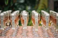 10 Pretty Ways to Serve Champagne at Your Wedding | TheKnot.com