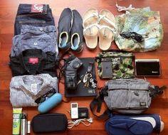 H τέχνη του να πακετάρεις έξυπνα για διακοπές - Dress Code - STYLE | oneman.gr