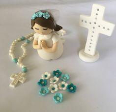 Holy Communion Cake topper Set