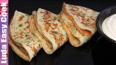 Вкусные СЫРНЫЕ БЛИНЫ! Быстрый и сытный завтрак! | CREPES WITH CHEESE