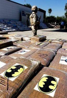 batman cocain