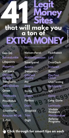 41 Legit Beer Money Apps and Sites that Cash Out Fast Broke and tired of make money from home scams? This list of legit beer money apps and sites are exactly what you need, and they all cash out fast. Ways To Earn Money, Earn Money From Home, Earn Money Online, Money Tips, Money Saving Tips, Way To Make Money, Money Fast, Money Hacks, Online Jobs