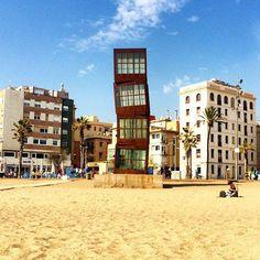 Belg in Barcelona: Michiel