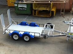 Need a specific requirement or an adjustment made to our already existing LITE tow trailers? We can make it happen! It's only one enquiry away!