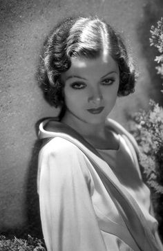the incomparable Myrna Loy, 1930s