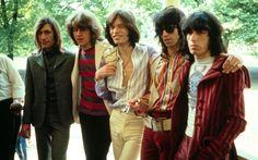 Rolling Stones in Hyde Park 1969; my 2nd most favorite band; can u guess who the 1st most fav is????!!!!