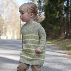 Cozy and cute: Little Miss Sailor by Pickles by Anna & Heidi Pickles