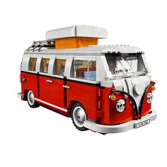 Cheap brick toys, Buy Quality toys for directly from China toys for children Suppliers: YiLE Technic Creator Volkswagen Camper Van car-styling Model Building Blocks Bricks Toys for children Compatible LEPIN 10220 Model Building Kits, Building Toys, Volkswagen Bus, Vw Camper, Boutique Lego, Vw Minibus, Van Car, Lego System, Lego Construction