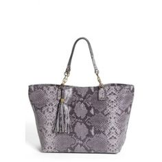 2f0f4d03466 Tory Burch  Large Thea  Snake Embossed Leather Tote available at