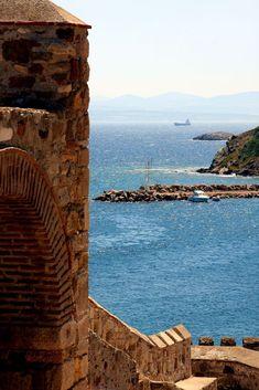 From Bozcaada Castle
