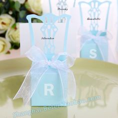 http://item.taobao.com/item.htm?id=533293272636 Aqua Blue Wedding Candy Box Reception Decoration BETER-TH005/C #weddingbox   #favorholder   #weddingdecor   #candybox