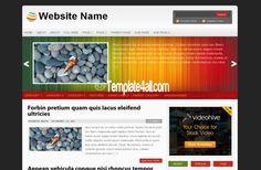 template4all.com Colorful Business Jquery Wordpress Theme Template #wordpress #theme #template