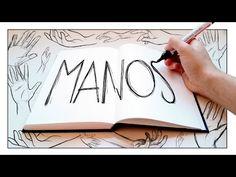 10 TRUCOS PARA DIBUJAR MANOS - Kaos - YouTube