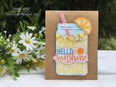 i love 2 cut paper: Mason Jar - Pazzles Design Team