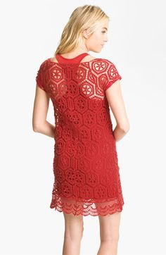 Ella Moss Crochet Dress | Nordstrom $158