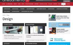 E' nuovissimo, è utile e pratico da consultare! E' il NUOVISSIMO CANALE DEDICATO AL DESIGN di www.arredamento.it!!!! #design http://www.arredamento.it/design/
