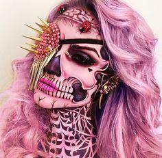 Artist; Vanessa Davis: make-up and wigs