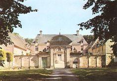 Portail du Château de Brécy