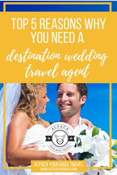 Travel agents save time, money and stress. Plus if you book online, you're already paying for one! Check out or Top 5 Reasons that you NEED a travel agent.