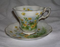 Vintage Royal Albert  Susan Sunnyside Series