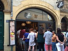 Glacier Amorino, Lyon - Restaurant Avis, Numéro de Téléphone & Photos - TripAdvisor