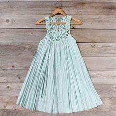 Mint Fields Dress