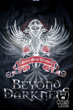 Beyond Darkness printed by MonsterMerch.de