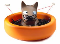 Magnetic Dog Paper Clip Holder: 19 Dog-Inspired Gifts For The Workaholics On Your List
