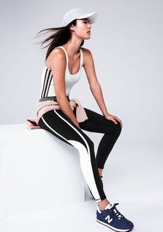 Derek Lam for Athleta Workout Outfit // Explore the Full Collection: (http://www.racked.com/2015/11/13/9712458/athleta-derek-lam-spring-2016-collection#4877407)