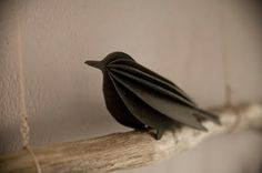 bird 3D oiseau en carton...