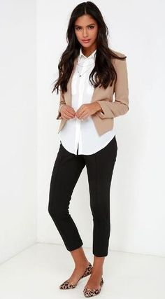 Fashion World: How to wear business casual: The best Office Outfit Ideas To Try Now by loraine