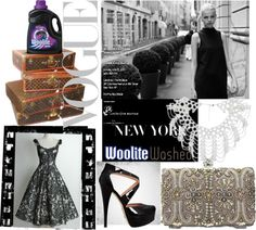 """Everlasting Style with Woolite & Calivintage"" by jpselects on Polyvore"