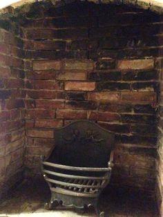 Brick Fireplace Restoration - Part VI