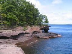 great kayaking and camping Madeline Island Wisconsin, Places Ive Been, Places To Go, Big Bay, Weather Underground, Happy Trails, A Whole New World, Lake Superior, Wanderlust Travel
