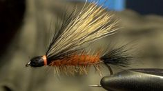 Lawson's Henry's Fork Salmon Fly Tying Instructions  http://youtu.be/AKmH3fAXCpk  The Henry's Fork Salmon Fly is a great Salmonfly Dry Fly Pattern for large
