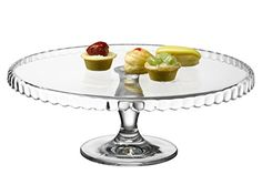 Pasabahce 95117 Patisserie Cake stand made from glass, on A base Pasabahce http://www.amazon.co.uk/dp/B00FGN2SVU/ref=cm_sw_r_pi_dp_n2Edxb0VH8ENE
