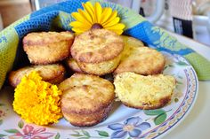 Fit to Blog: Gluten-Free, Dairy-Free, Sugar-Free Citrus Friands - have to figure out another sweetener instead  of erythritol