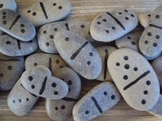 10+ Ways to Use Rocks and Stones for Play - Happy Hooligans