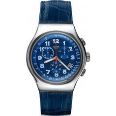 Reloj Swatch Blue Turn YOS449