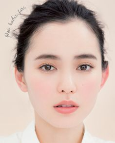 Asian makeup natural, asian beauty, japanese makeup, japanese eyebrows, c. Make Up Looks, No Make Up Look Asian, Korean Make Up, Bridal Makeup, Wedding Makeup, Bridal Beauty, Airbrush Make Up, Eye Makeup, Hair Makeup