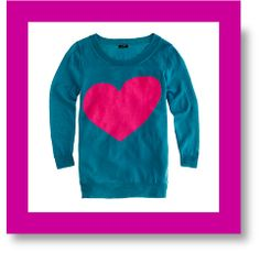 pink heart...love!