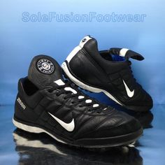 af60a76ef7 Nike mens Tiempo Premier Football Trainers 8.5 Zoom Air Turf Soccer Shoes  9.5 43