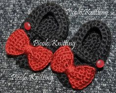 Minnie Mouse Tutu EXCLUSIVE RED Crochet Newborn by picoloknitting