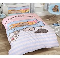 Kinderdekbedovertrek So Lazy Lazy, Bed, Furniture, Home Decor, Homemade Home Decor, Stream Bed, Home Furnishings, Beds, Decoration Home