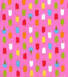 Ice cream cones! @Liesl Gibson #Lisette #fabric